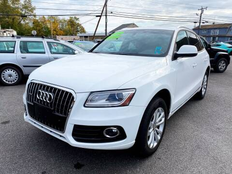 2014 Audi Q5 for sale at Dijie Auto Sale and Service Co. in Johnston RI