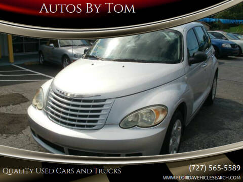2008 Chrysler PT Cruiser for sale at Autos by Tom in Largo FL