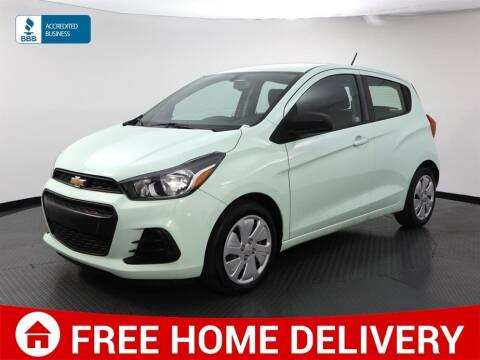 2018 Chevrolet Spark for sale at Florida Fine Cars - West Palm Beach in West Palm Beach FL