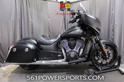 2018 Indian Chieftain® Dark Horse® ABS for sale at Powersports of Palm Beach in Hollywood FL