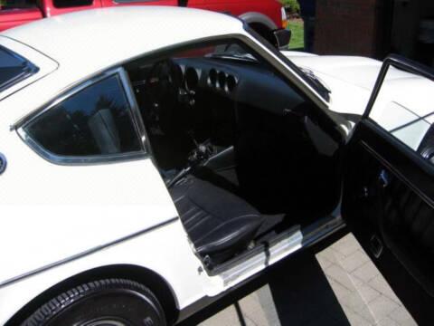 1976 Datsun 280Z for sale at Hines Auto Sales in Marlette MI