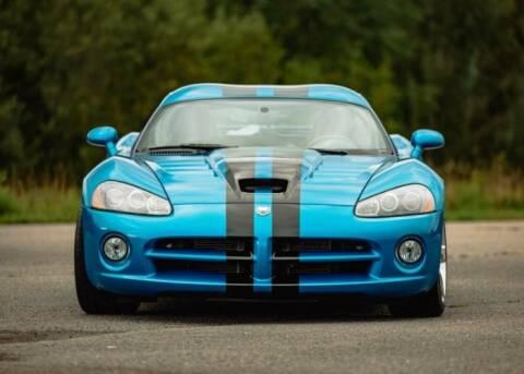 2008 Dodge Viper for sale at Classic Car Deals in Cadillac MI