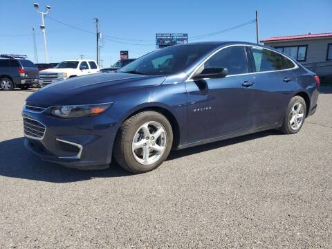 2016 Chevrolet Malibu for sale at Revolution Auto Group in Idaho Falls ID