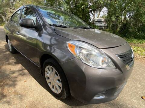 2013 Nissan Versa for sale at Pioneers Auto Broker in Tampa FL