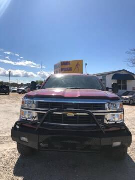 2014 Chevrolet Silverado 1500 for sale at Mega Cars of Greenville in Greenville SC