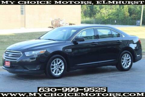 2013 Ford Taurus for sale at My Choice Motors Elmhurst in Elmhurst IL
