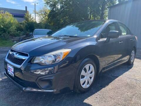 2012 Subaru Impreza for sale at 1NCE DRIVEN in Easton PA