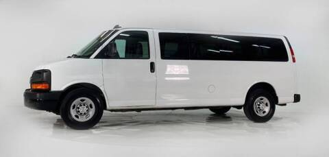 2016 Chevrolet Express Passenger for sale at Houston Auto Credit in Houston TX