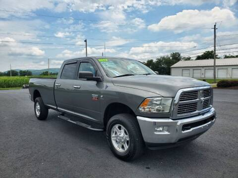 2012 RAM Ram Pickup 2500 for sale at SOUTH MOUNTAIN AUTO SALES in Shippensburg PA