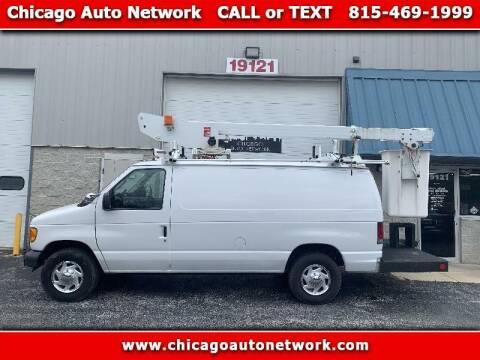 2007 Ford E-Series Cargo for sale at Chicago Auto Network in Mokena IL