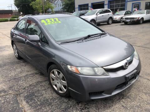 2009 Honda Civic for sale at Klein on Vine in Cincinnati OH
