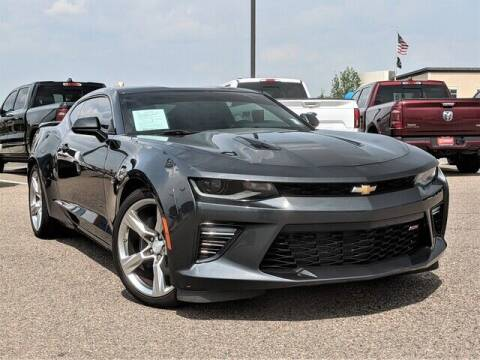 2018 Chevrolet Camaro for sale at Rocky Mountain Commercial Trucks in Casper WY