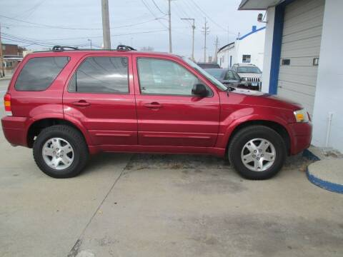 2006 Ford Escape for sale at 3A Auto Sales in Carbondale IL