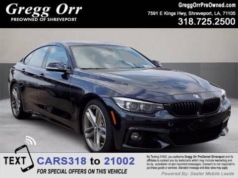 2018 BMW 4 Series for sale at Gregg Orr Pre-Owned Shreveport in Shreveport LA