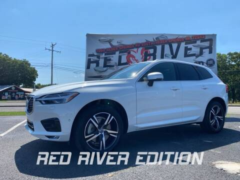2019 Volvo XC60 for sale at RED RIVER DODGE - Red River of Malvern in Malvern AR