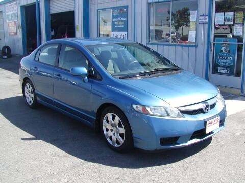 2009 Honda Civic for sale at Primo Auto Sales in Merced CA