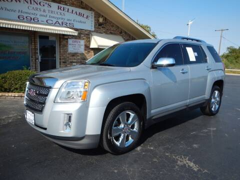 2015 GMC Terrain for sale at Browning's Reliable Cars & Trucks in Wichita Falls TX