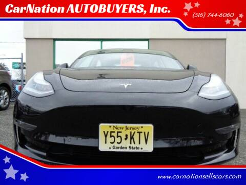 2018 Tesla Model 3 for sale at CarNation AUTOBUYERS Inc. in Rockville Centre NY