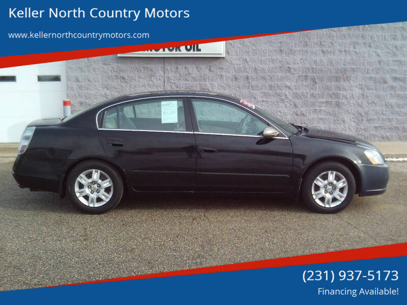 2005 Nissan Altima for sale at Keller North Country Motors in Howard City MI