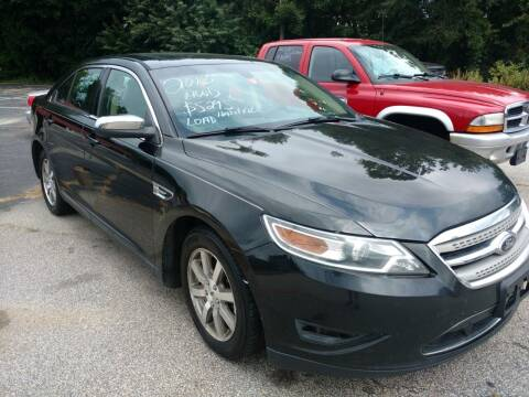 2010 Ford Taurus for sale at Auto Brokers of Milford in Milford NH