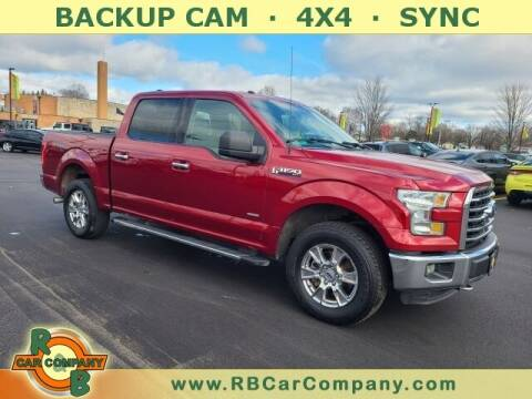 2016 Ford F-150 for sale at R & B CAR CO - R&B CAR COMPANY in Columbia City IN