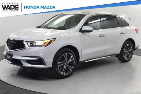 2020 Acura MDX for sale at Stephen Wade Pre-Owned Supercenter in Saint George UT
