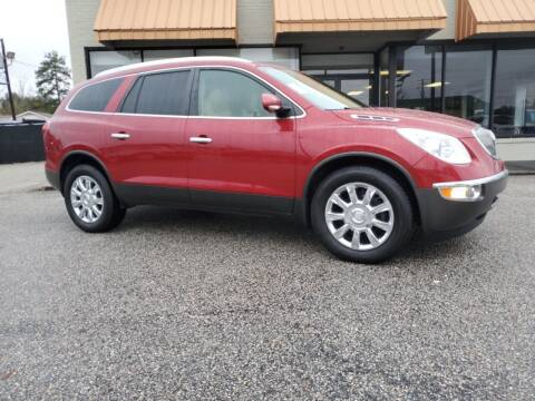 2012 Buick Enclave for sale at Ron's Used Cars in Sumter SC