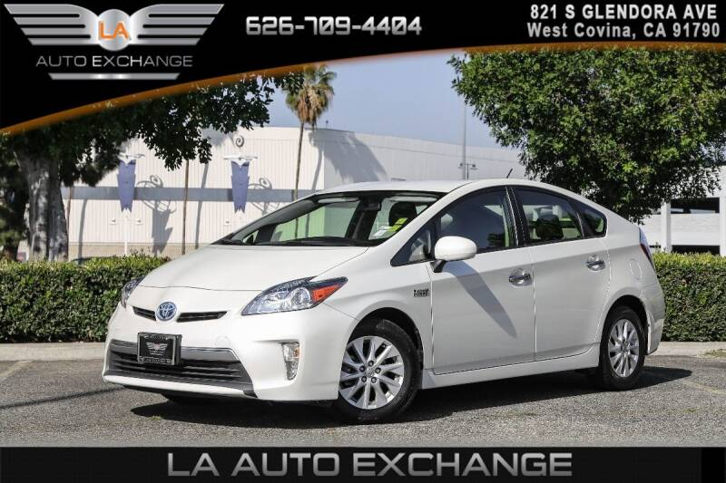 2015 Toyota Prius Plug-in Hybrid for sale in West Covina, CA