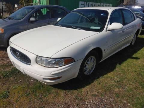 2004 Buick LeSabre for sale at JMG MOTORS in Lynden WA