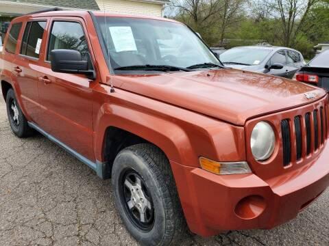 2010 Jeep Patriot for sale at Shelton & Son Auto Sales L.L.C in Dover AR