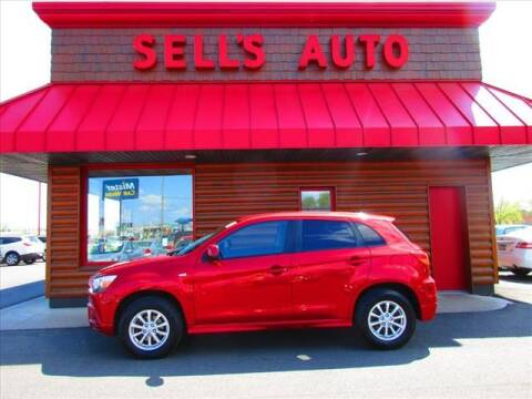 2011 Mitsubishi Outlander Sport for sale at Sells Auto INC in Saint Cloud MN