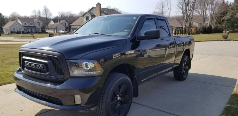 2013 RAM Ram Pickup 1500 for sale at Country Auto Sales in Boardman OH