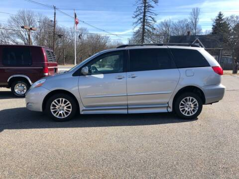 2008 Toyota Sienna for sale at LaBelle Sales & Service in Bridgewater MA