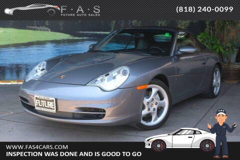 2002 Porsche 911 for sale at Best Car Buy in Glendale CA