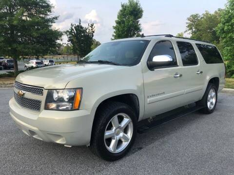 2007 Chevrolet Suburban for sale at CVC AUTO SALES in Durham NC