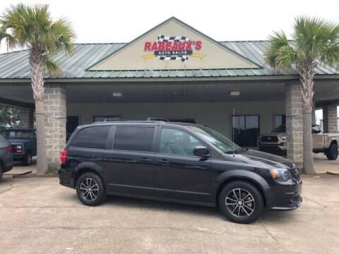 2018 Dodge Grand Caravan for sale at Rabeaux's Auto Sales in Lafayette LA