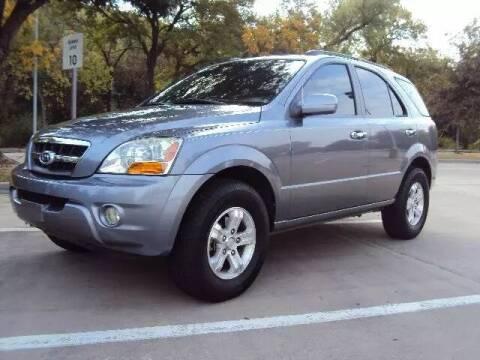 2009 Kia Sorento for sale at ACH AutoHaus in Dallas TX