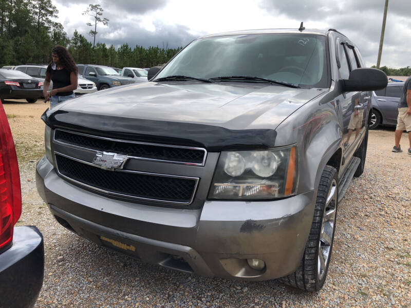2007 Chevrolet Tahoe for sale at Stevens Auto Sales in Theodore AL
