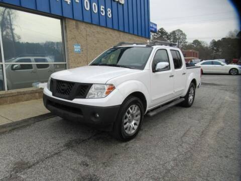 2012 Nissan Frontier for sale at Southern Auto Solutions - 1st Choice Autos in Marietta GA