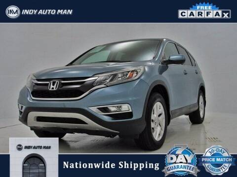 2015 Honda CR-V for sale at INDY AUTO MAN in Indianapolis IN