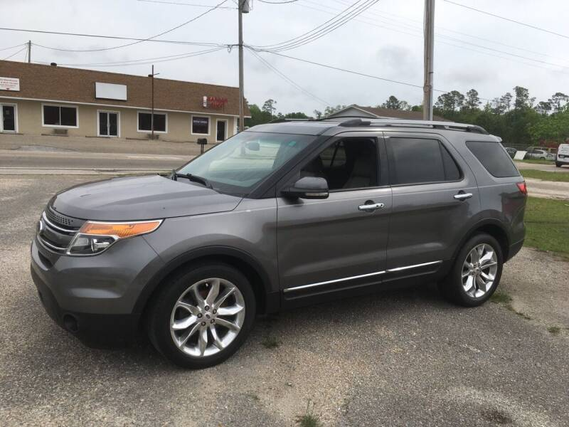 2012 Ford Explorer for sale at Autofinders in Gulfport MS