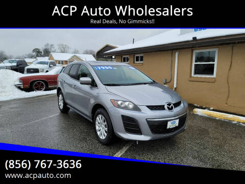 2011 Mazda CX-7 for sale at ACP Auto Wholesalers in Berlin NJ