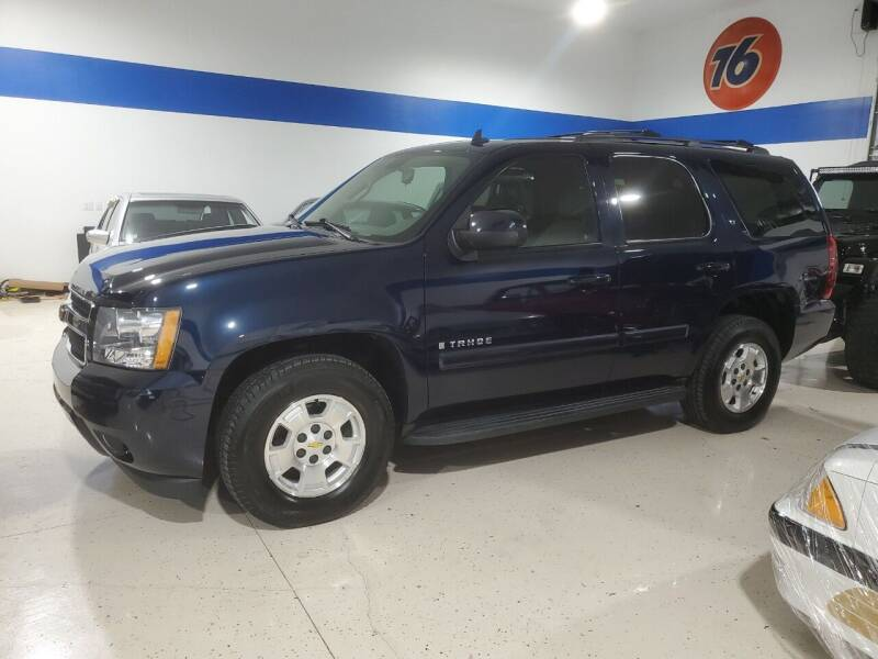 2009 Chevrolet Tahoe for sale at European Performance in Raleigh NC