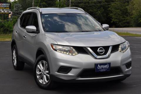 2014 Nissan Rogue for sale at Amati Auto Group in Hooksett NH