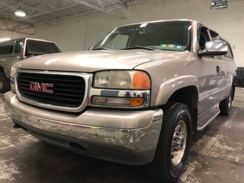 2001 GMC Sierra 2500 for sale at Paley Auto Group in Columbus OH