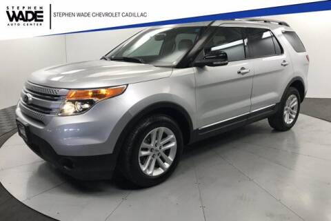 2013 Ford Explorer for sale at Stephen Wade Pre-Owned Supercenter in Saint George UT
