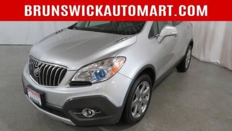 2014 Buick Encore for sale at Brunswick Auto Mart in Brunswick OH