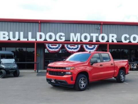 2020 Chevrolet Silverado 1500 for sale at Bulldog Motor Company in Borger TX