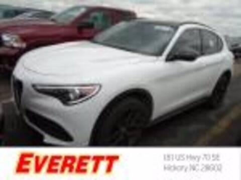 2019 Alfa Romeo Stelvio for sale at Everett Chevrolet Buick GMC in Hickory NC