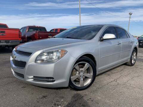 2012 Chevrolet Malibu for sale at Superior Auto Mall of Chenoa in Chenoa IL